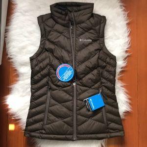 NWT Columbia Heavenly Vest